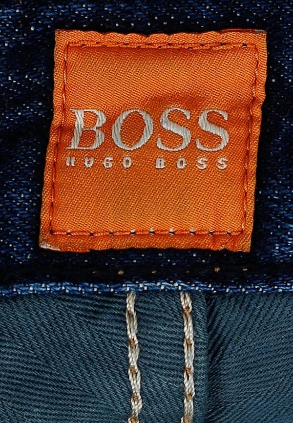 Мужские прямые джинсы Boss Orange 50260806: изображение 11