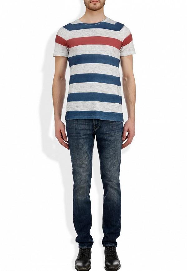Мужские прямые джинсы Boss Orange 50260771: изображение 6