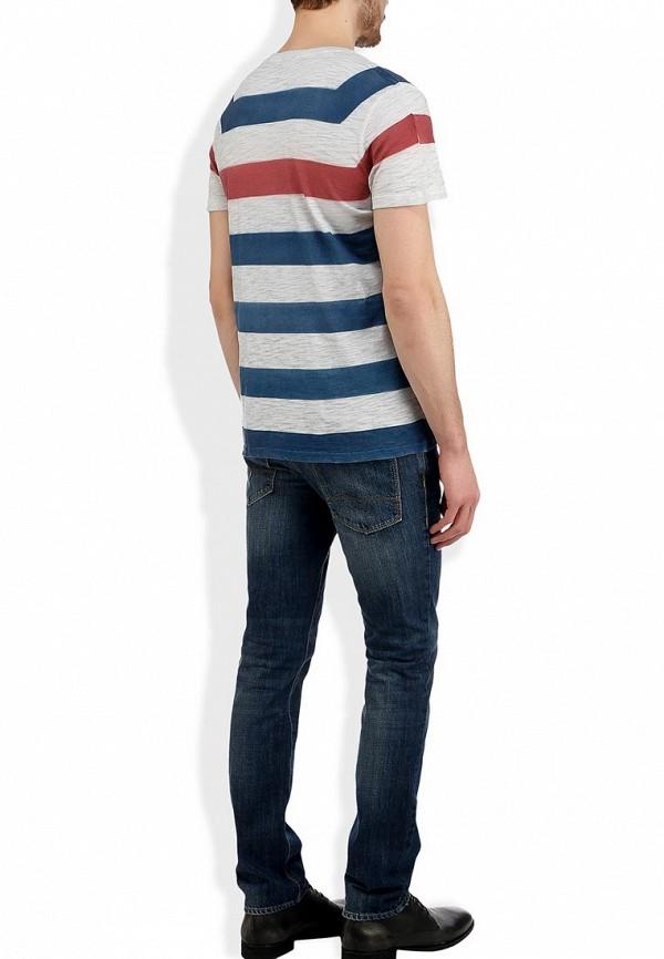 Мужские прямые джинсы Boss Orange 50260771: изображение 8