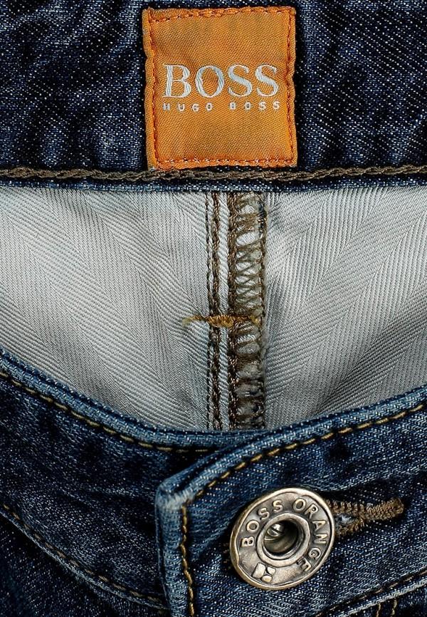 Мужские прямые джинсы Boss Orange 50260771: изображение 12