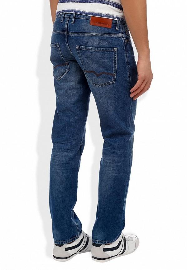 Мужские прямые джинсы Boss Orange 50260808: изображение 3