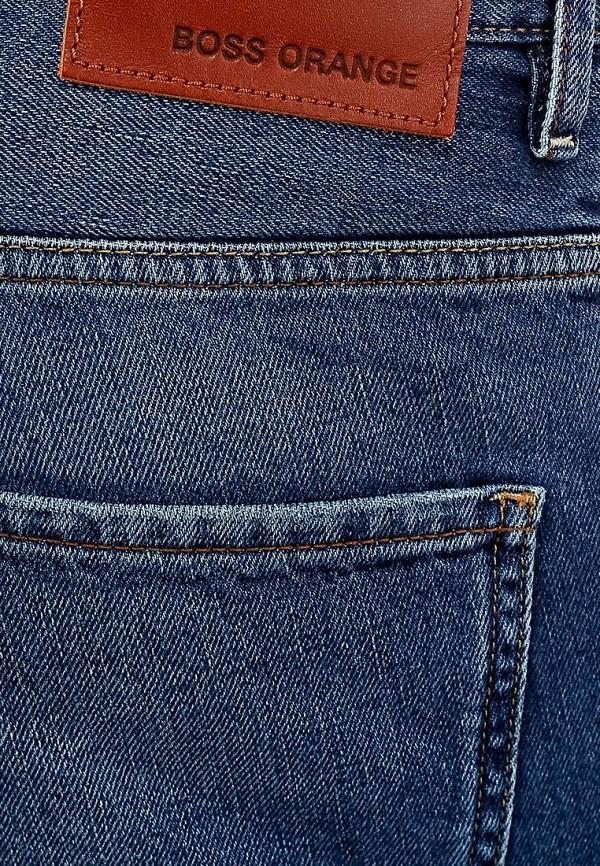 Мужские прямые джинсы Boss Orange 50260808: изображение 5