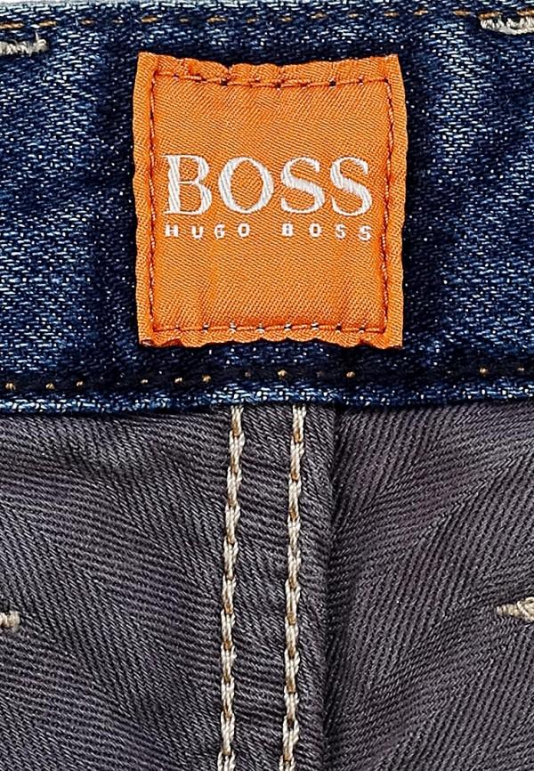 Мужские прямые джинсы Boss Orange 50260808: изображение 7