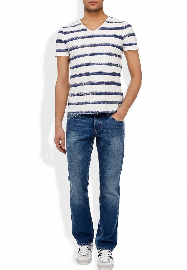 Мужские прямые джинсы Boss Orange 50260808: изображение 9