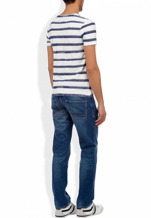 Мужские прямые джинсы Boss Orange 50260808: изображение 11