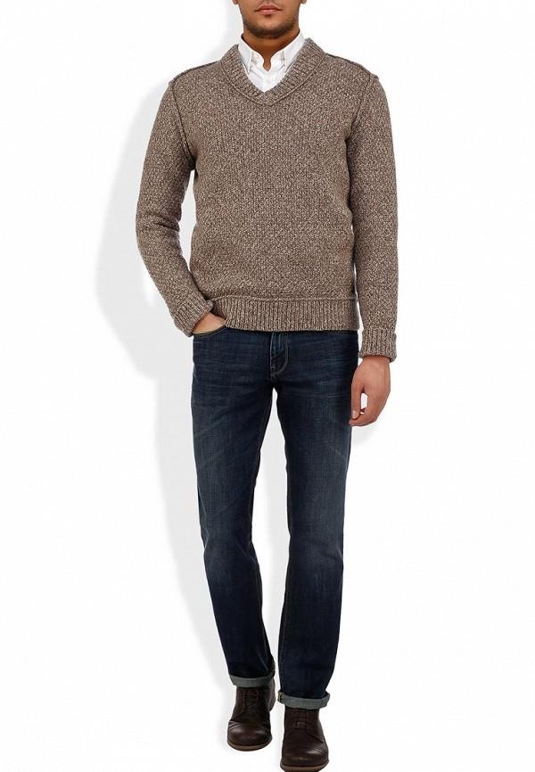 Мужские прямые джинсы Boss Orange 50260761: изображение 6