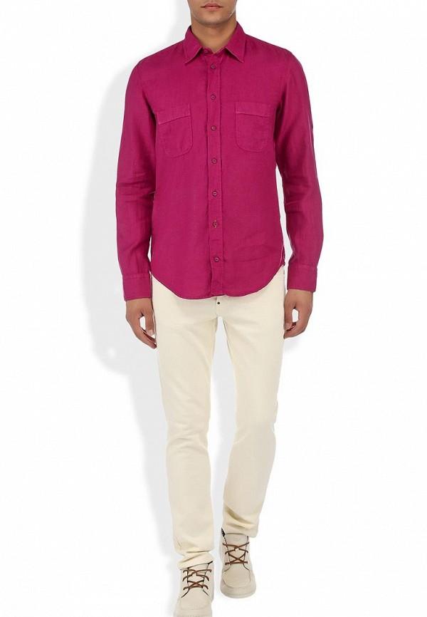 Рубашка с длинным рукавом Boss Orange 50264253: изображение 6