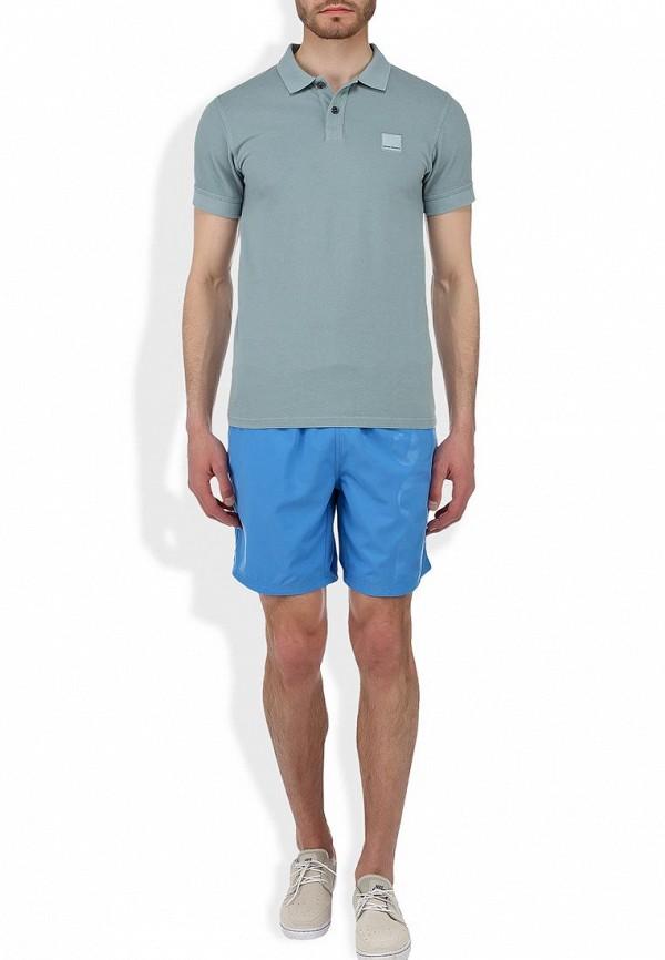 Мужские шорты для плавания Boss Orange 50264656: изображение 10