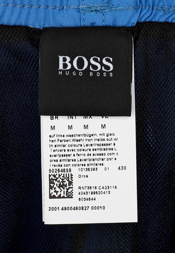 Мужские шорты для плавания Boss Orange 50264656: изображение 14