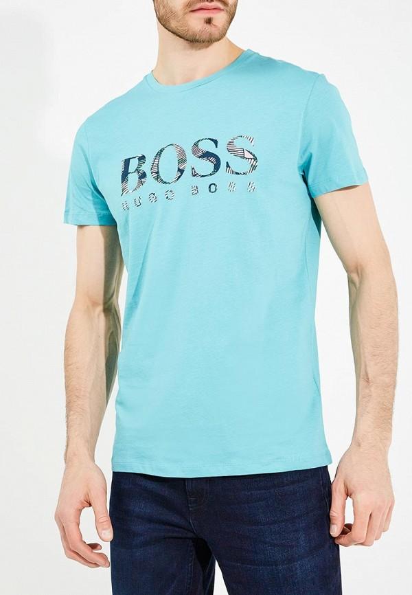 Футболка Boss Hugo Boss Boss Hugo Boss BO456EMAHTJ6 футболка hugo hugo boss hugo hugo boss hu286emyug00