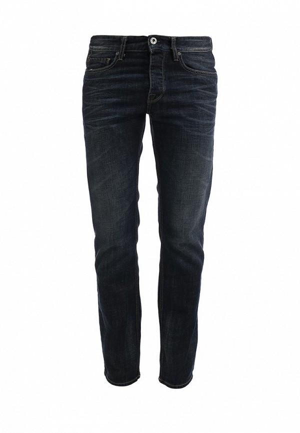 Мужские прямые джинсы Boss Orange 50260762: изображение 1