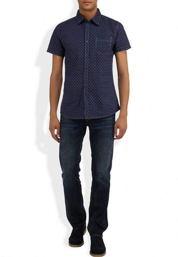 Мужские прямые джинсы Boss Orange 50260762: изображение 5