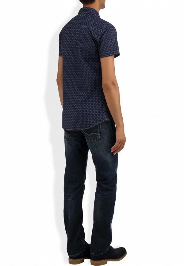Мужские прямые джинсы Boss Orange 50260762: изображение 7