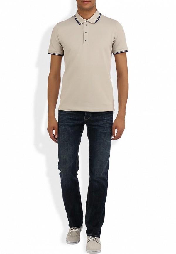 Мужские прямые джинсы Boss Orange 50260762: изображение 9