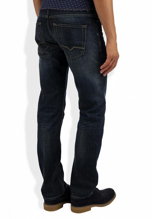 Мужские прямые джинсы Boss Orange 50260762: изображение 11