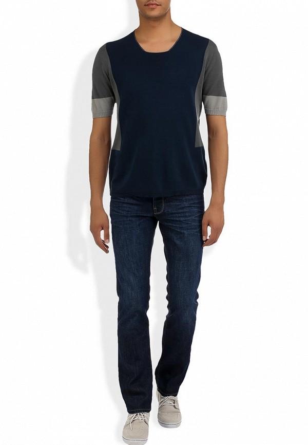 Мужские прямые джинсы Boss Orange 50260765: изображение 5