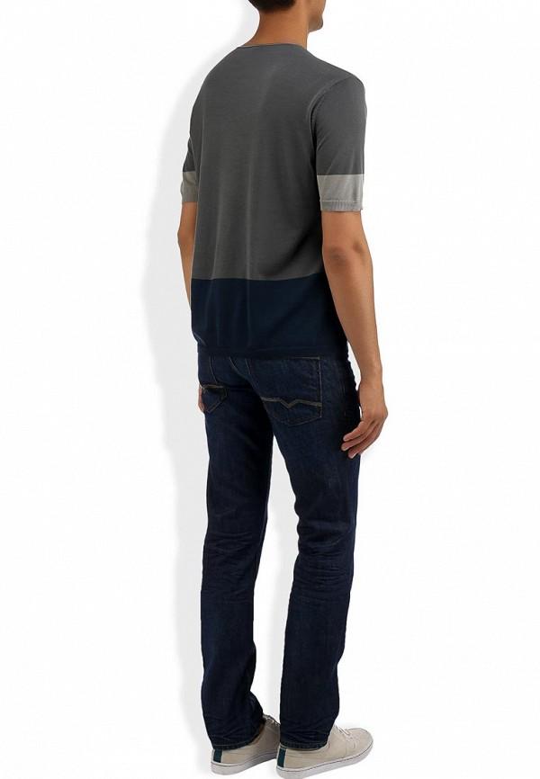 Мужские прямые джинсы Boss Orange 50260765: изображение 7