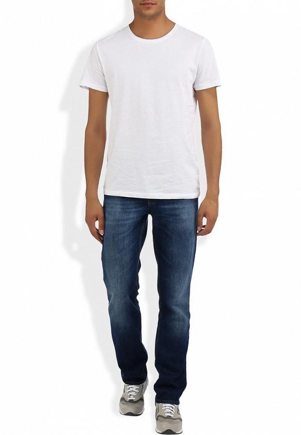 Мужские прямые джинсы Boss Orange 50260807: изображение 5