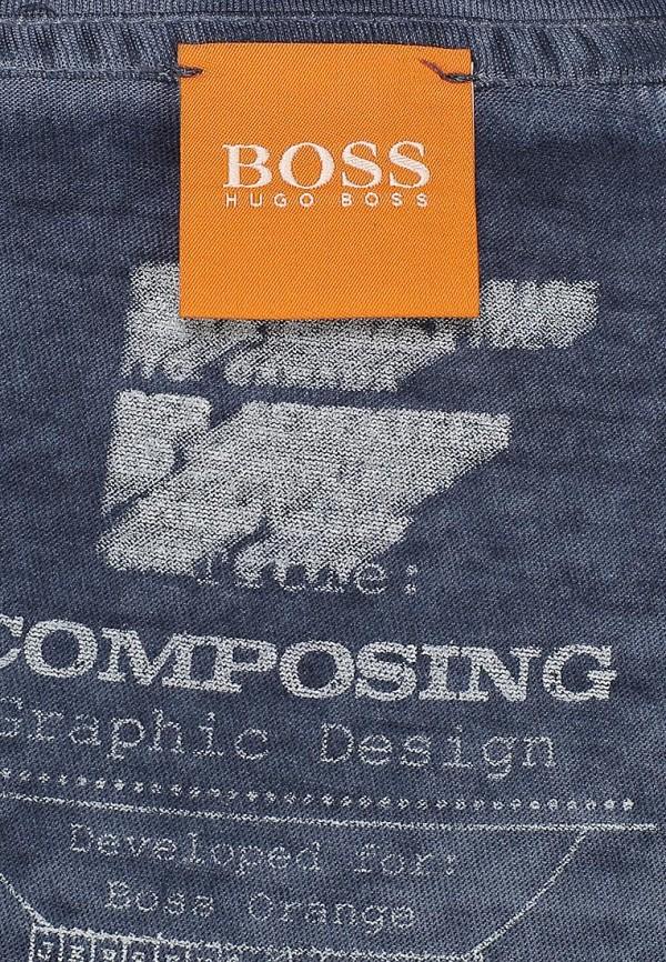 Футболка Boss Orange 50270999: изображение 3
