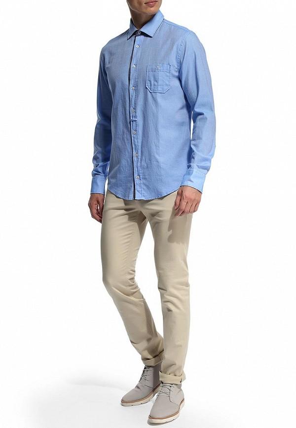 Рубашка с длинным рукавом Boss Orange 50270481: изображение 5