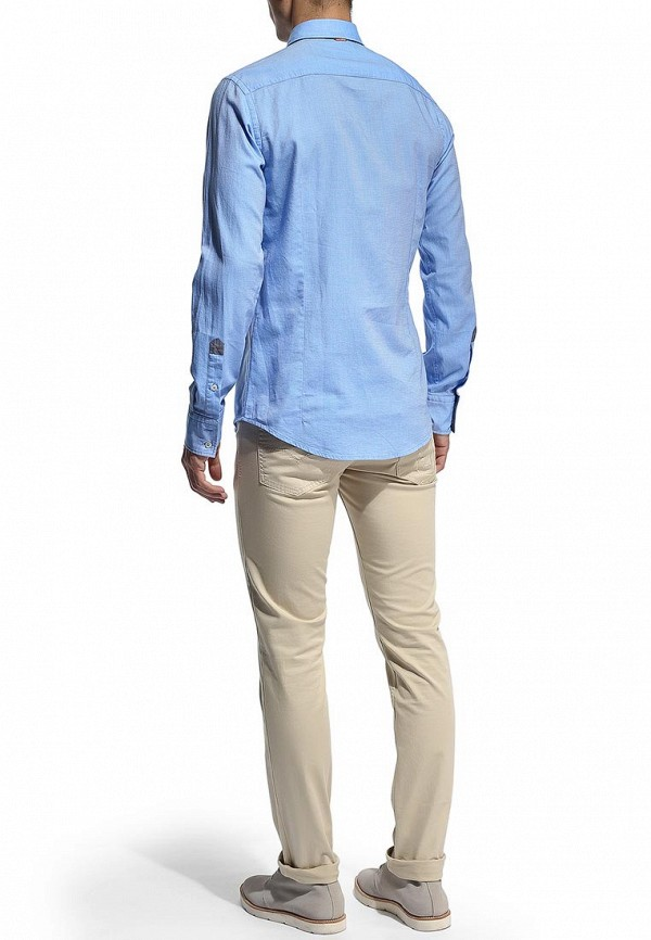 Рубашка с длинным рукавом Boss Orange 50270481: изображение 7