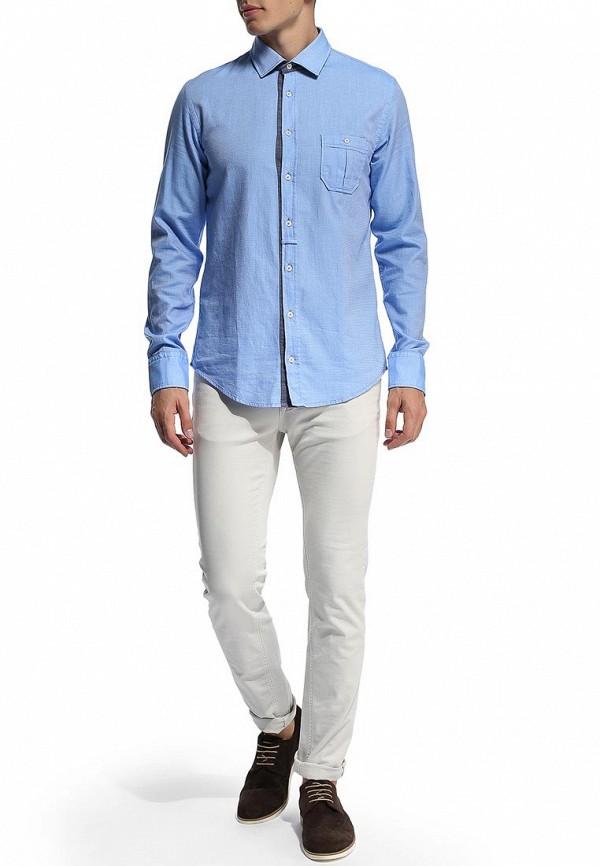 Рубашка с длинным рукавом Boss Orange 50270481: изображение 9