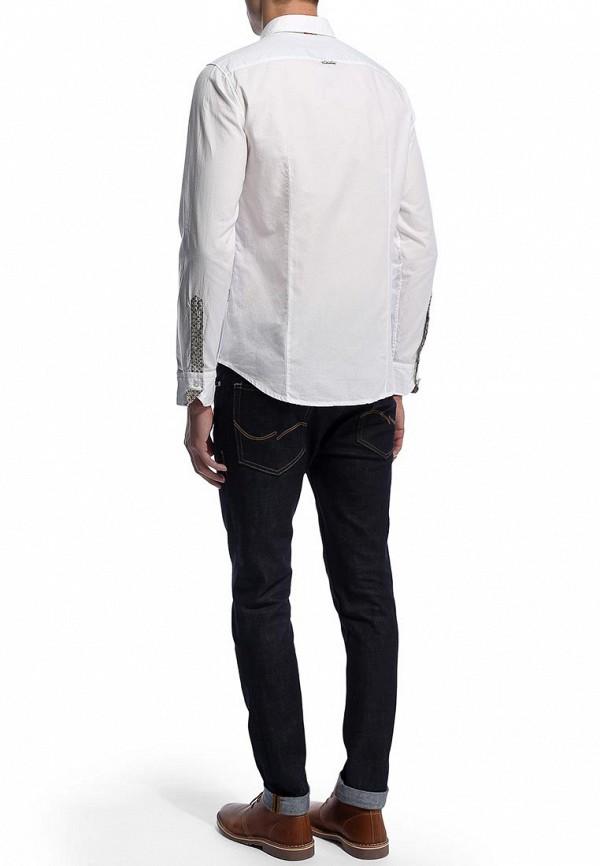 Рубашка с длинным рукавом Boss Orange 50270471: изображение 7
