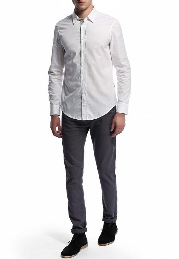 Рубашка с длинным рукавом Boss Orange 50270471: изображение 9