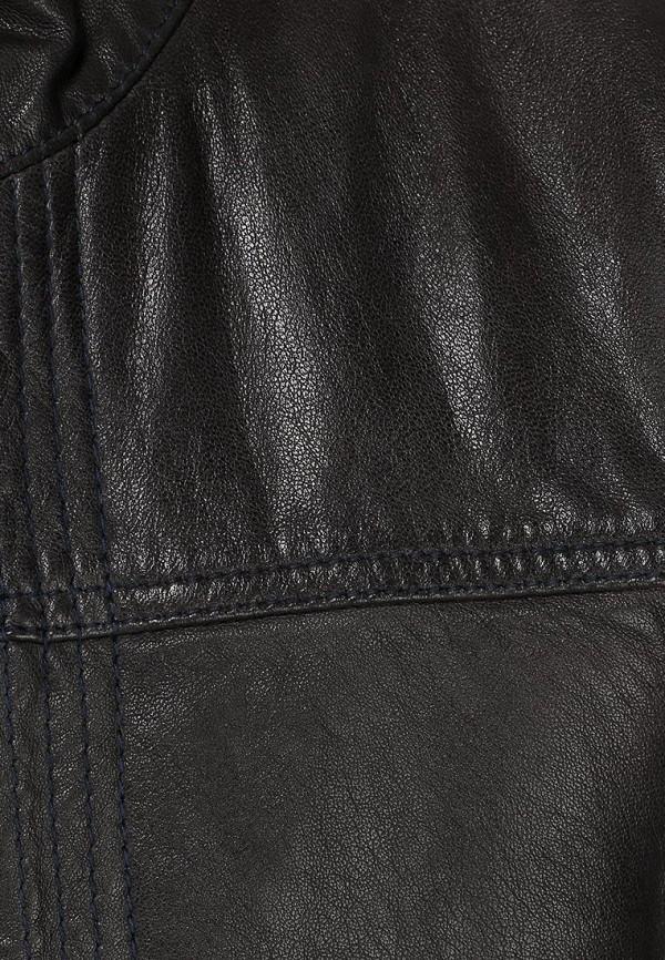 Кожаная куртка Boss Orange 50271207: изображение 11