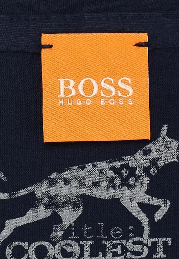 Футболка с фотопринтами Boss Orange 50271007: изображение 2