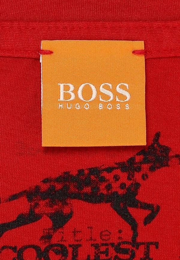 Футболка с фотопринтами Boss Orange 50271007: изображение 3