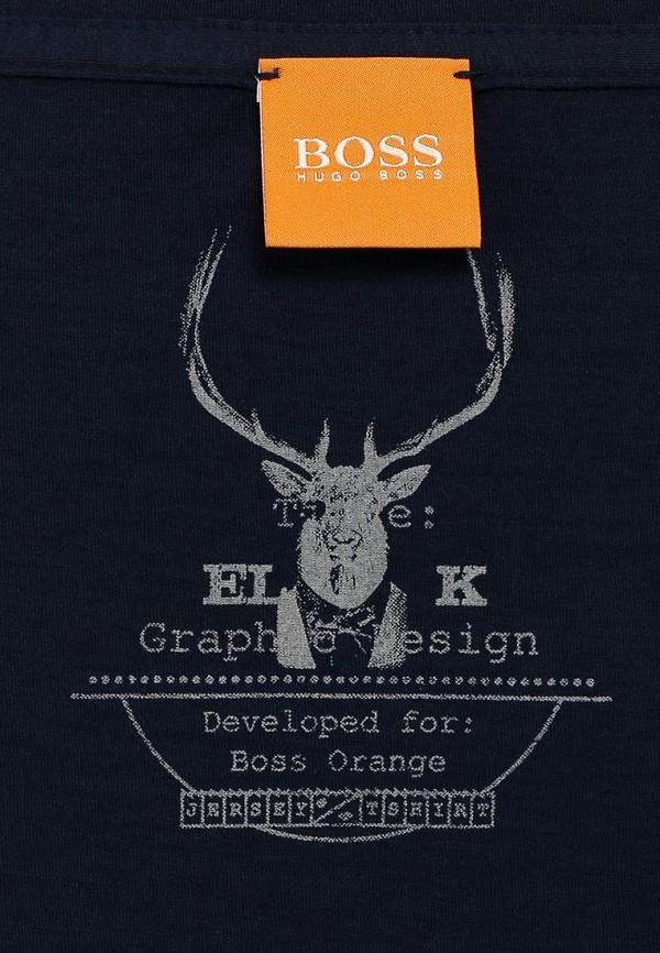 Футболка с фотопринтами Boss Orange 50271008: изображение 2