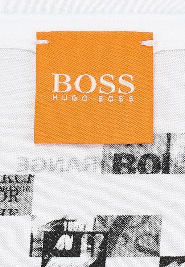Футболка с фотопринтами Boss Orange 50271006: изображение 3
