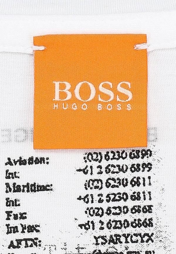 Футболка с фотопринтами Boss Orange 50271005: изображение 3