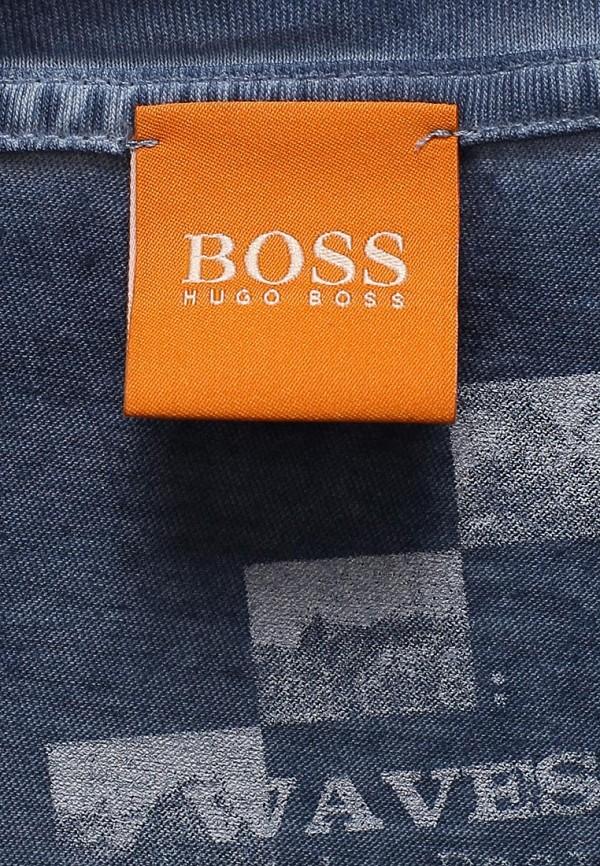 Футболка с надписями Boss Orange 50270994: изображение 3