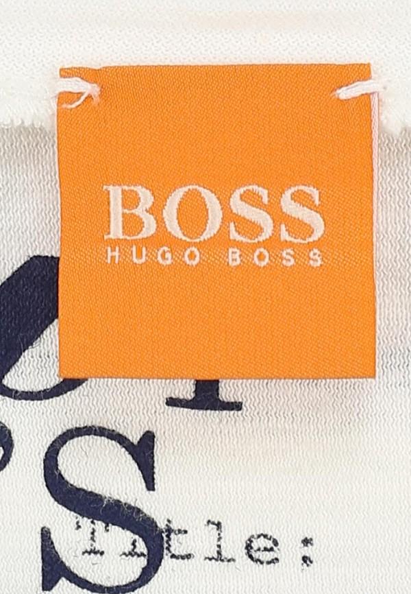 Футболка с коротким рукавом Boss Orange 50271048: изображение 3
