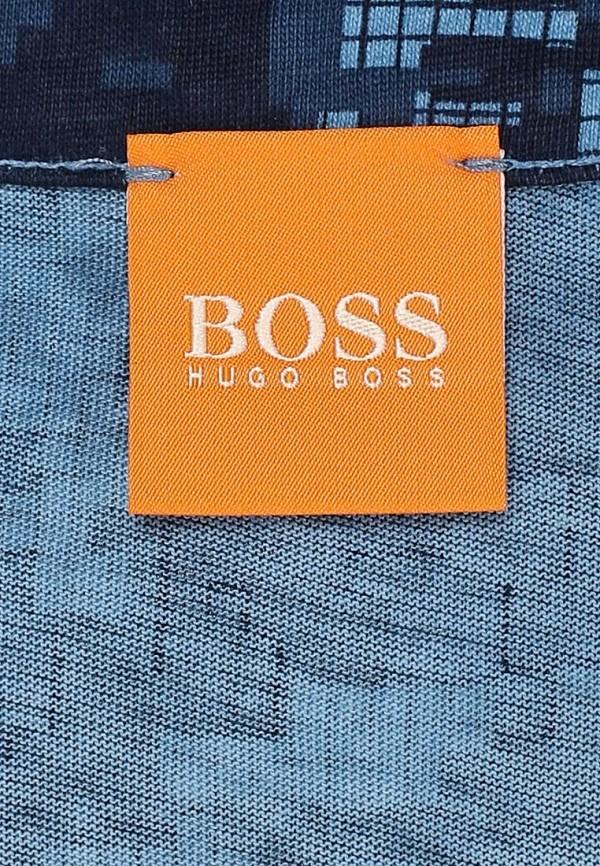 Мужские поло Boss Orange 50271258: изображение 3