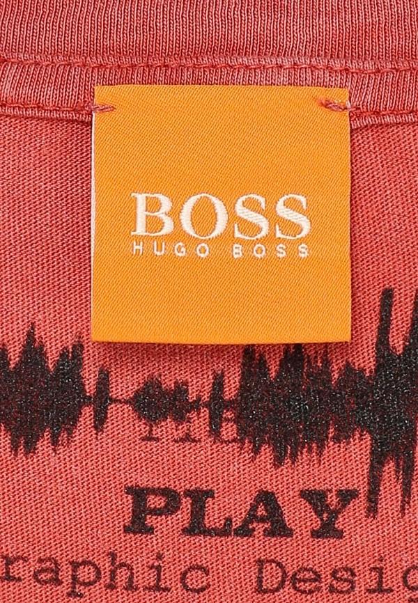 Футболка с фотопринтами Boss Orange 50271003: изображение 3
