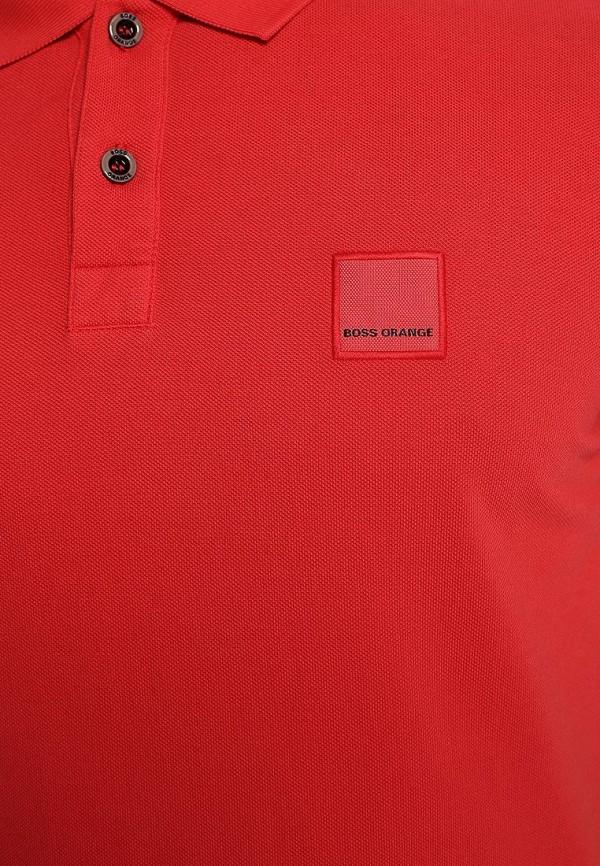 Мужские поло Boss Orange 50249531: изображение 18