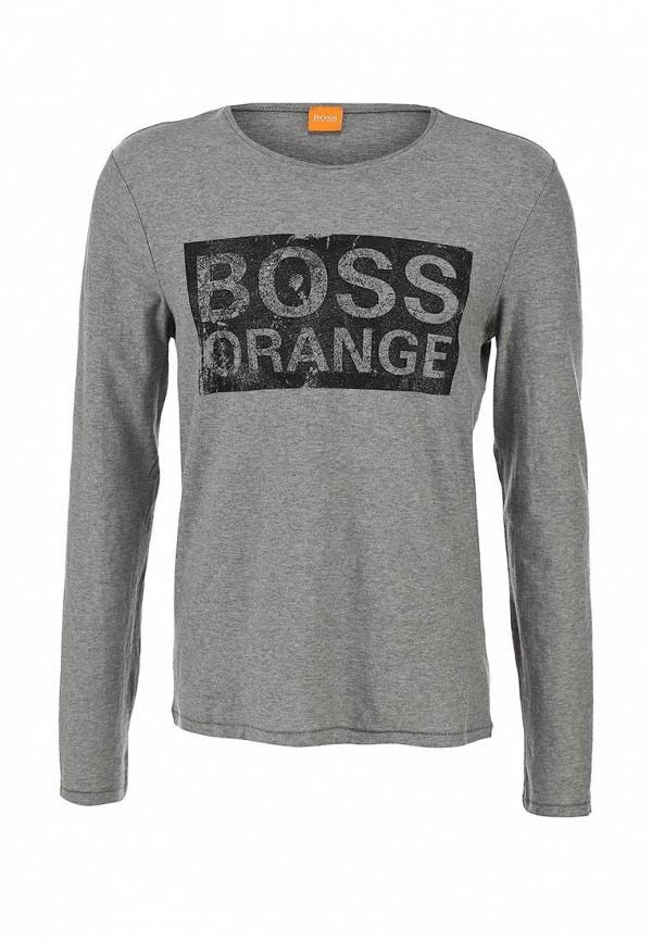 Футболка с надписями Boss Orange 50271050: изображение 1