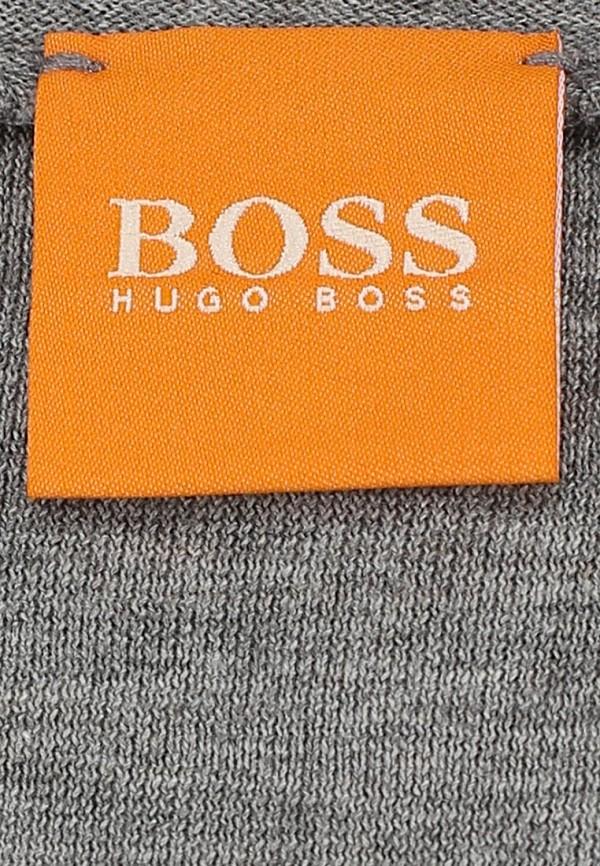 Футболка с надписями Boss Orange 50271050: изображение 3