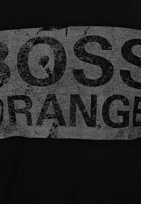 Футболка с надписями Boss Orange 50271050: изображение 11