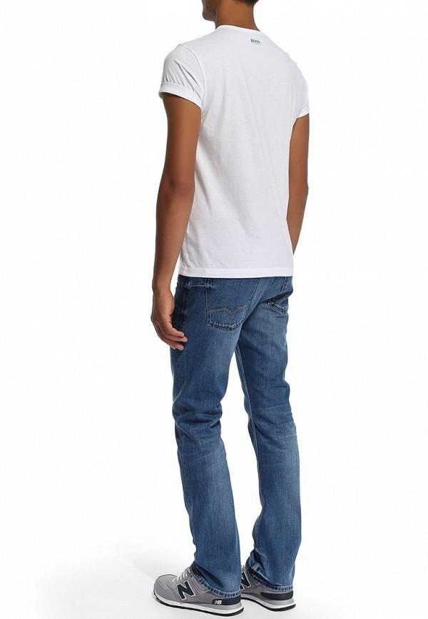 Мужские прямые джинсы Boss Orange 50270767: изображение 7