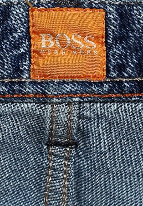 Мужские прямые джинсы Boss Orange 50270767: изображение 13