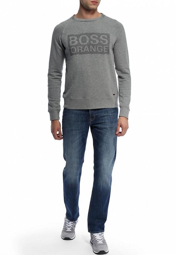Мужские прямые джинсы Boss Orange 50270731: изображение 5