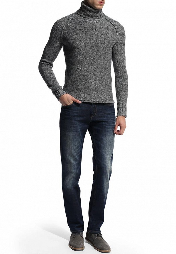 Мужские прямые джинсы Boss Orange 50270711: изображение 5
