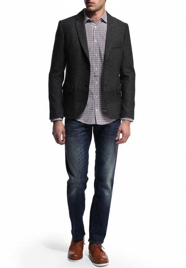 Мужские прямые джинсы Boss Orange 50270711: изображение 11