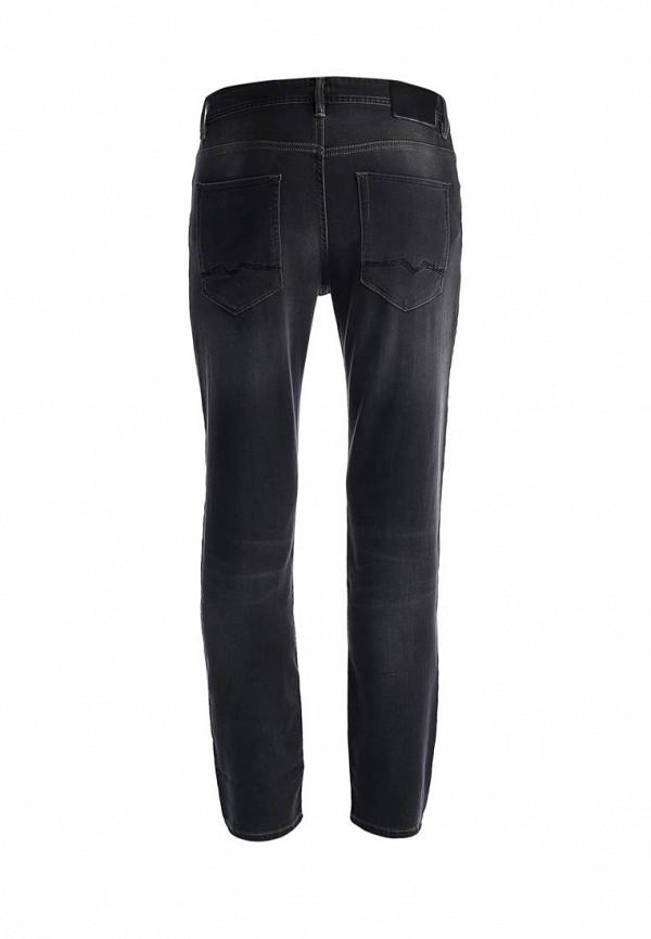 Мужские прямые джинсы Boss Orange 50271463: изображение 2