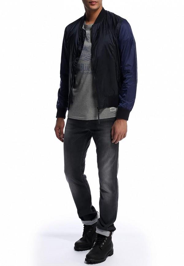 Мужские прямые джинсы Boss Orange 50271463: изображение 4