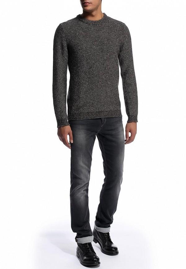 Мужские прямые джинсы Boss Orange 50271463: изображение 6